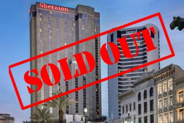 Sheraton Sold OUt